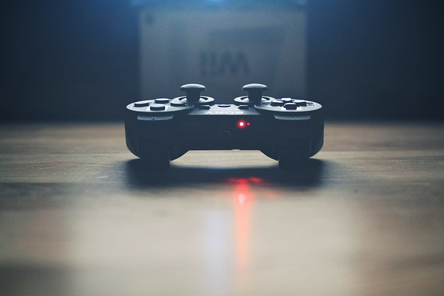 video-game-controller