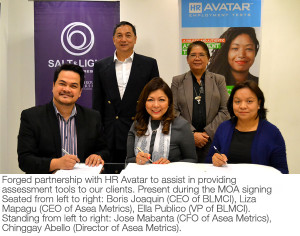 HR Avatar Contract Signing