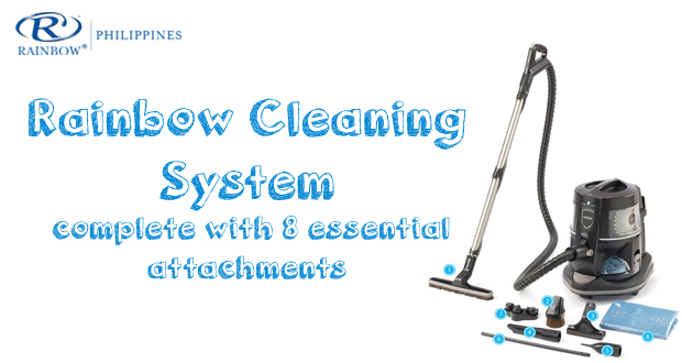 rainbow-cleaning-system
