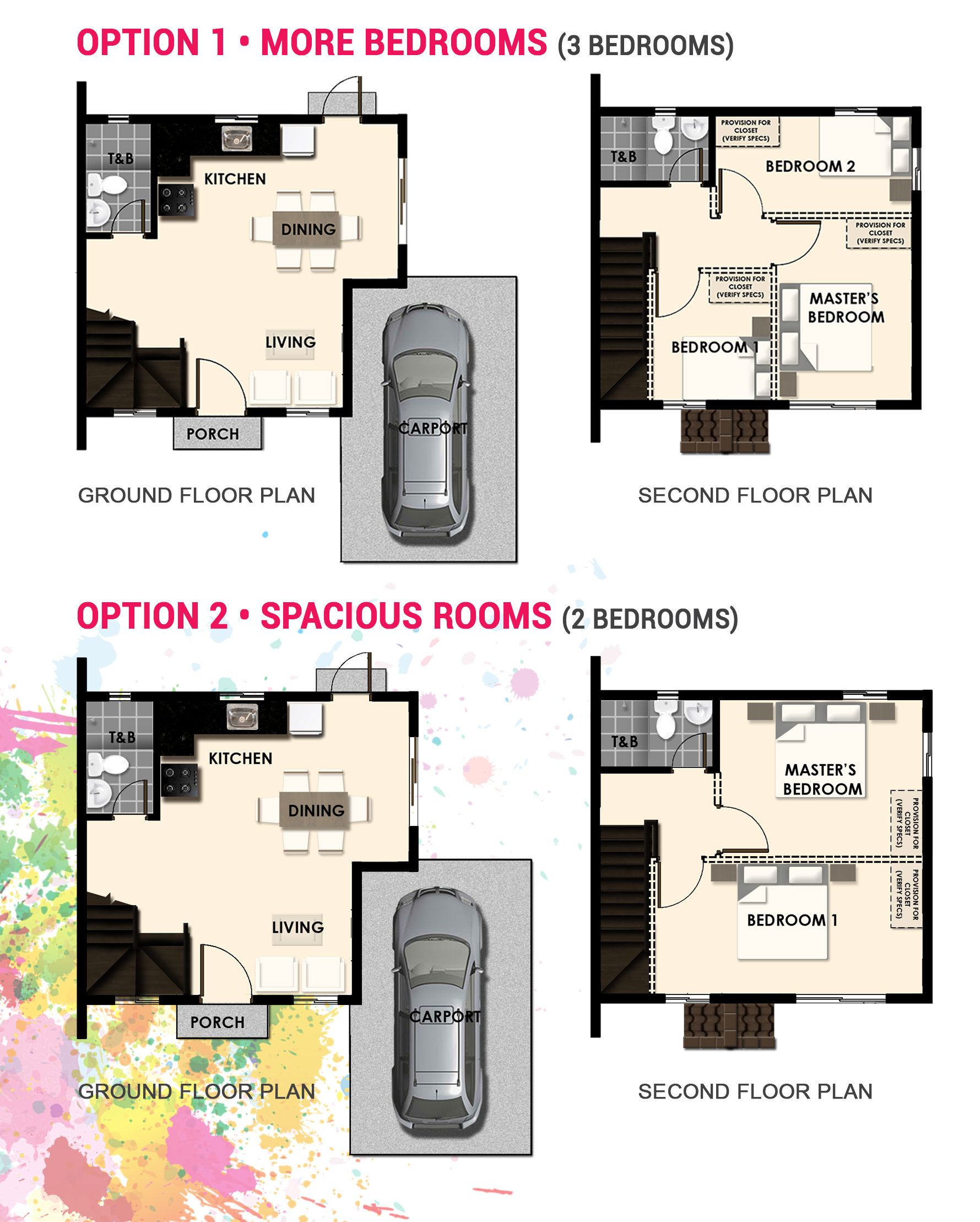 Crown asia designer series move in to your dream home for Dream house floor plan maker