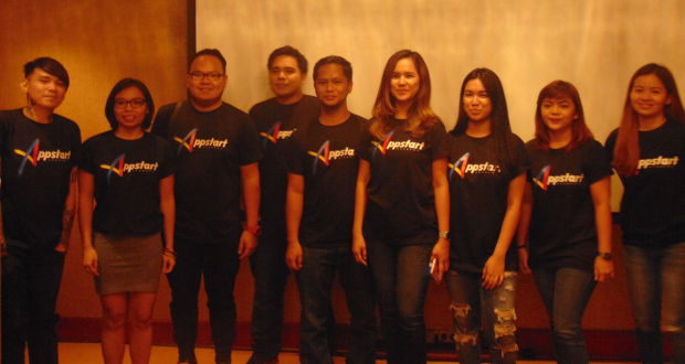 appstart, appreneurship, creating apps, workshops in manila, appstart academy