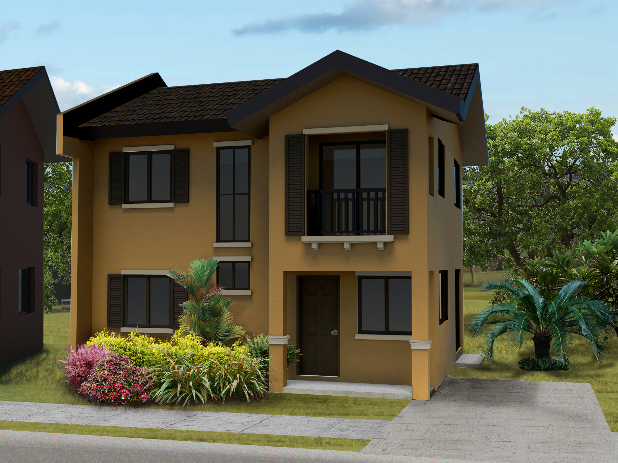 Crown asia designer series move in to your dream home for Toscana house