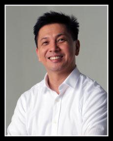 Ricardo Cuna, AFFI Expo Chairman