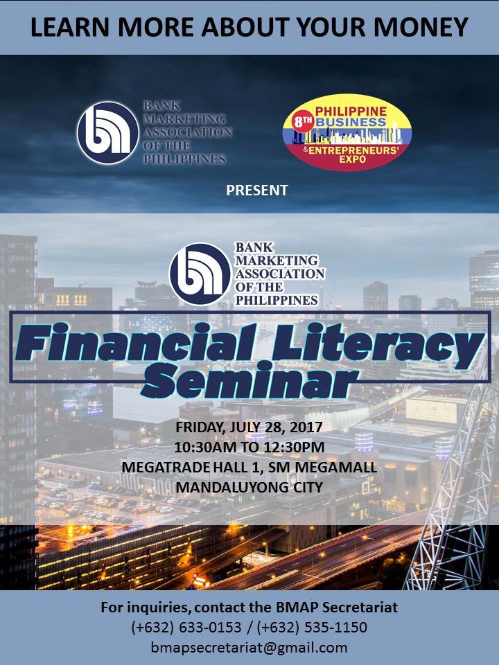BMAP Financial Literacy Seminar