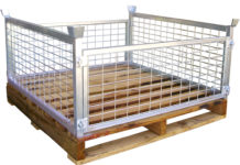 Pallet-Cages