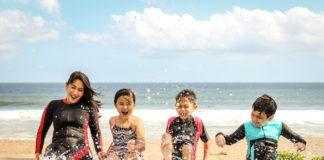 Safe Seaside Holiday