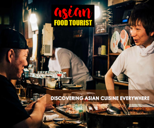 Asian Food Tourist