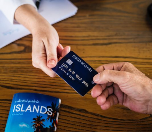 Pay Your Credit Card Bill in Full Every Month