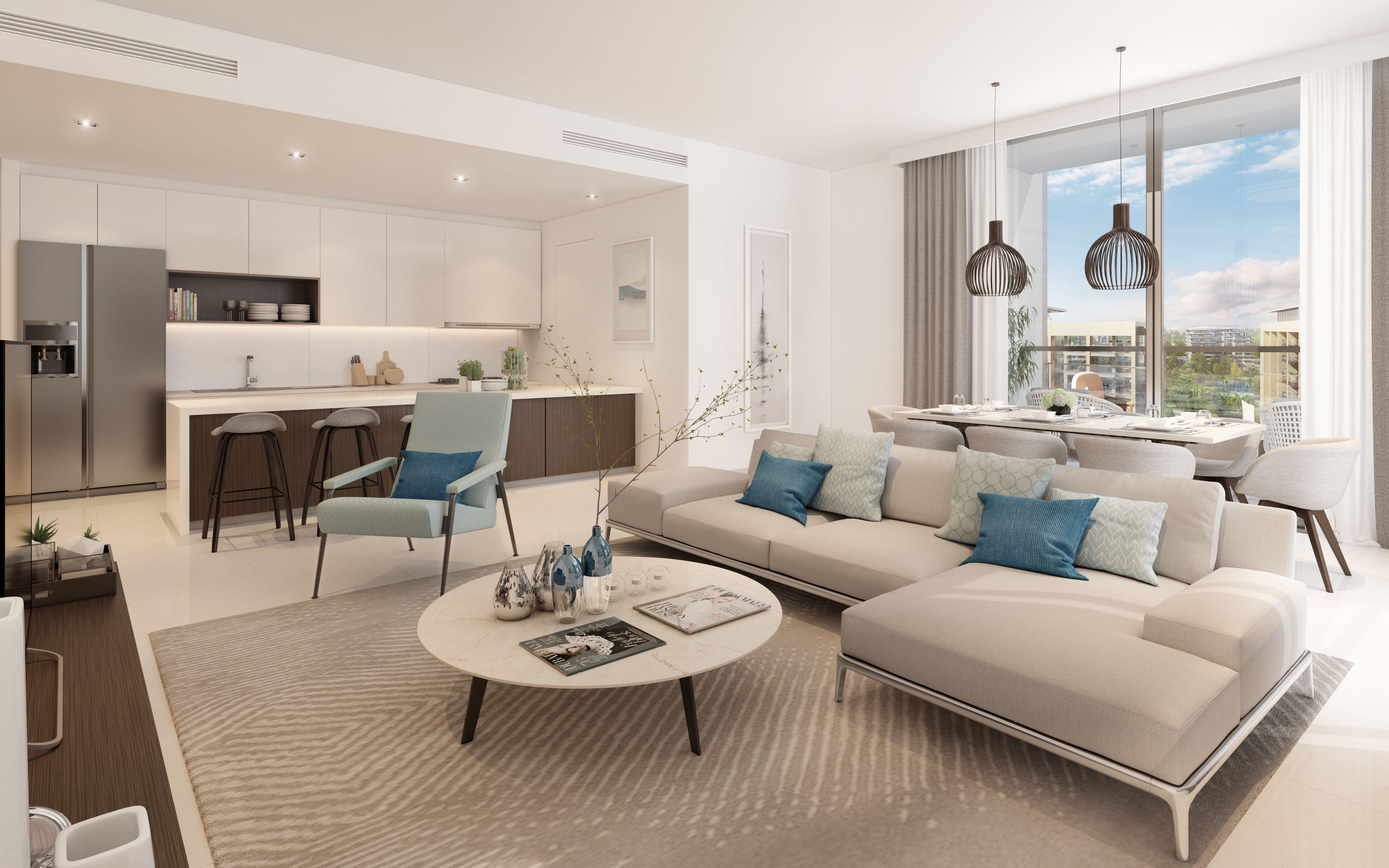 2 Wonderful Park Point Apartment in Dubai Hills Estate