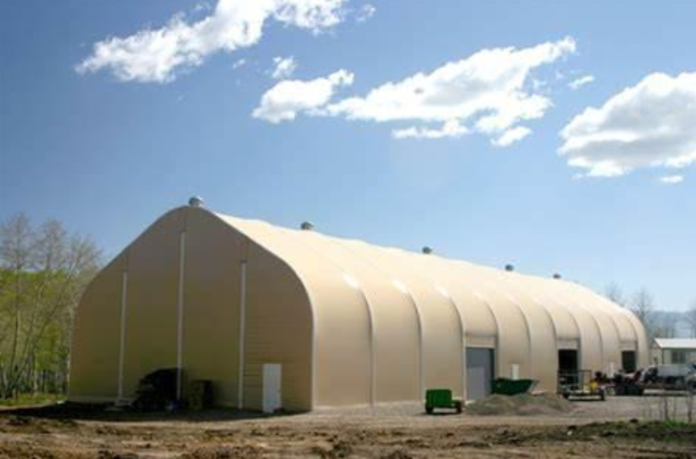 Portable Fabric Building Services