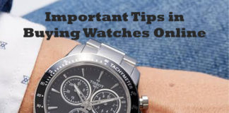 Important Tips in Buying Watches Online - Executive Chronicles
