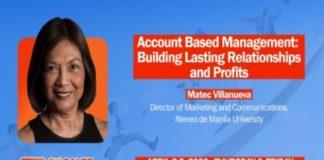 Advertising Veteran Matec Villanueva joins 2nd Sales Breakthrough 2020 - Executive Chronicles