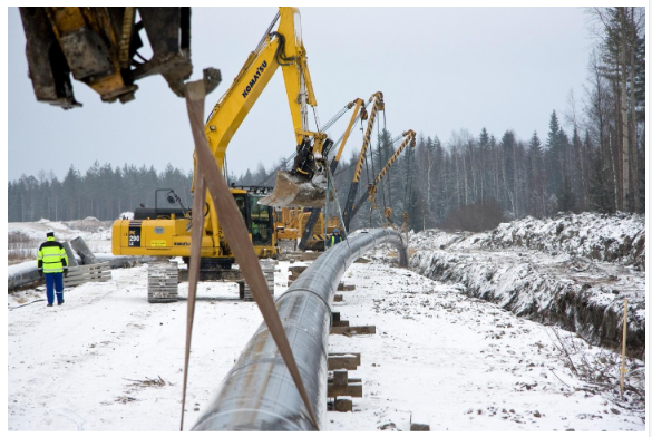 Pipeline Repair Services