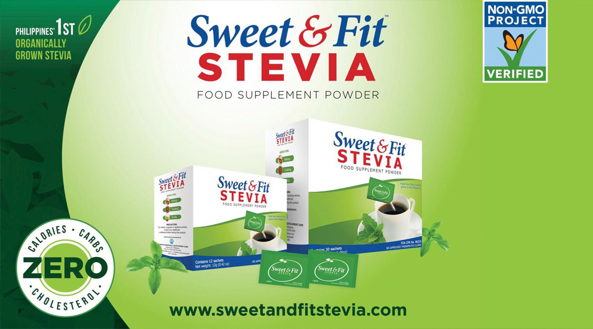 Sweet and Fit Stevia - Executive Chronicles