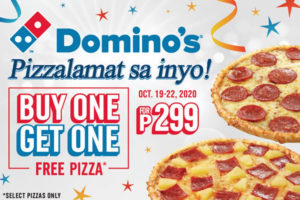 Pizzalamat Dominos Pizza Philippines - Executive Chronicles