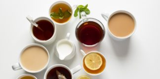Teas to Pair with Your Christmas Cookies and Pastries