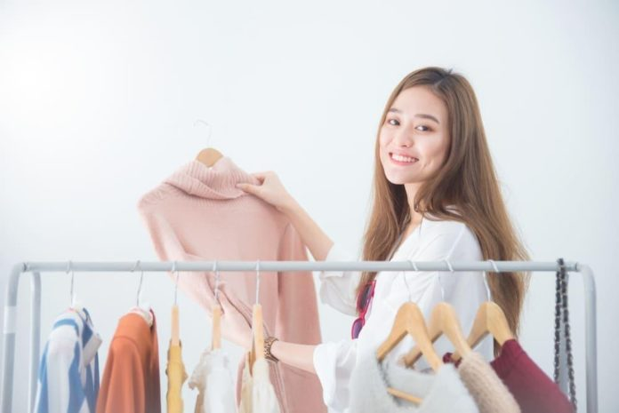 Women's Dressing Articles Are Designed