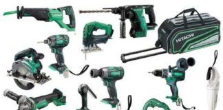 Hitachi Air Tools.