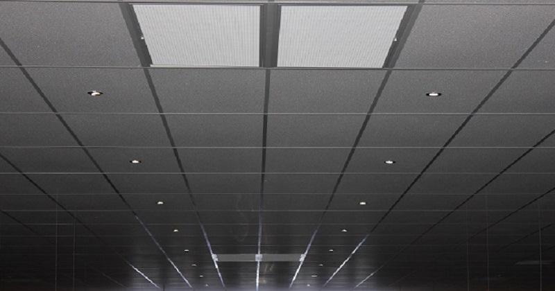 Ceiling Panels.