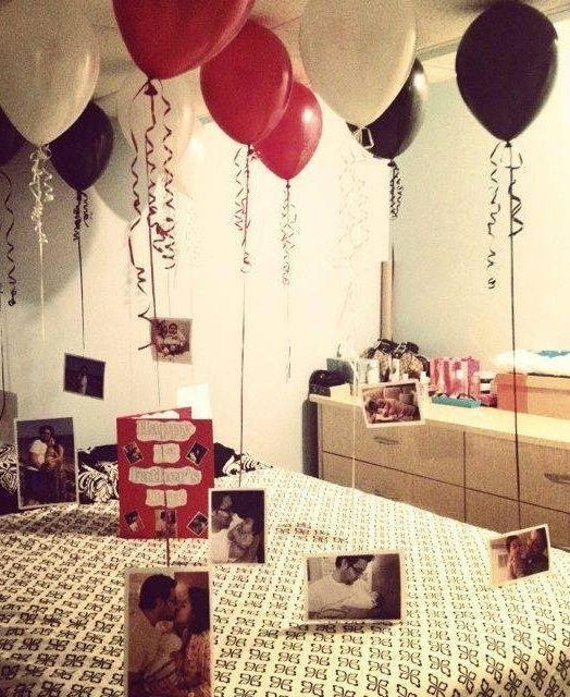 ROMANTIC BIRTHDAY IDEAS FOR YOUR BOYFRIEND