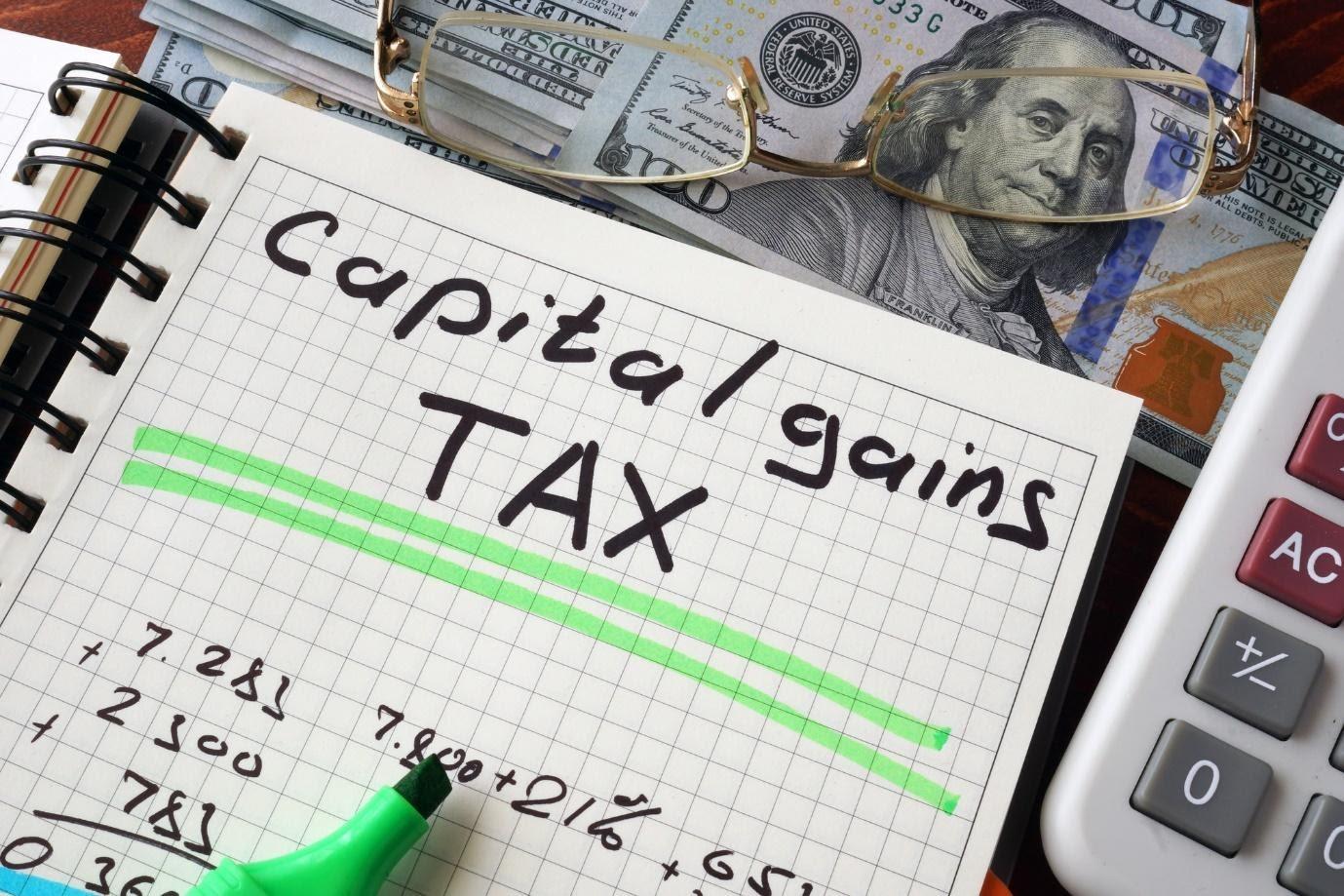 Top Facts U.S. Citizens About Biden's Capital Gains Tax Plan