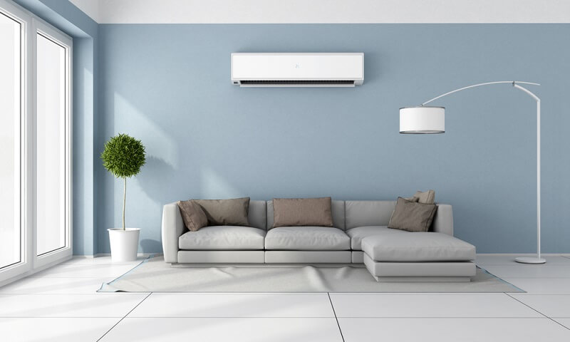 top air conditioning