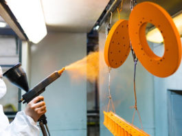 The Powder Coating Process Explained