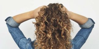 How to refresh your water wave hair extensions?