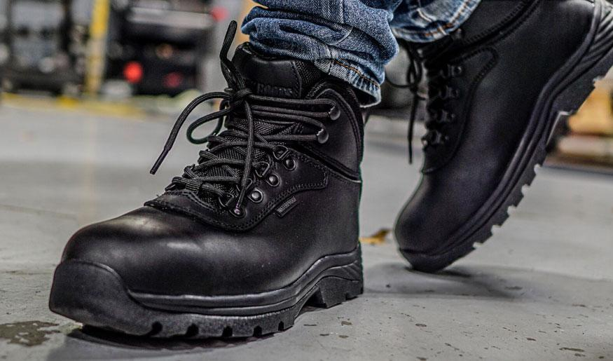Mens Work Boots.