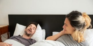 snoring Photo by Kampus Production from Pexels